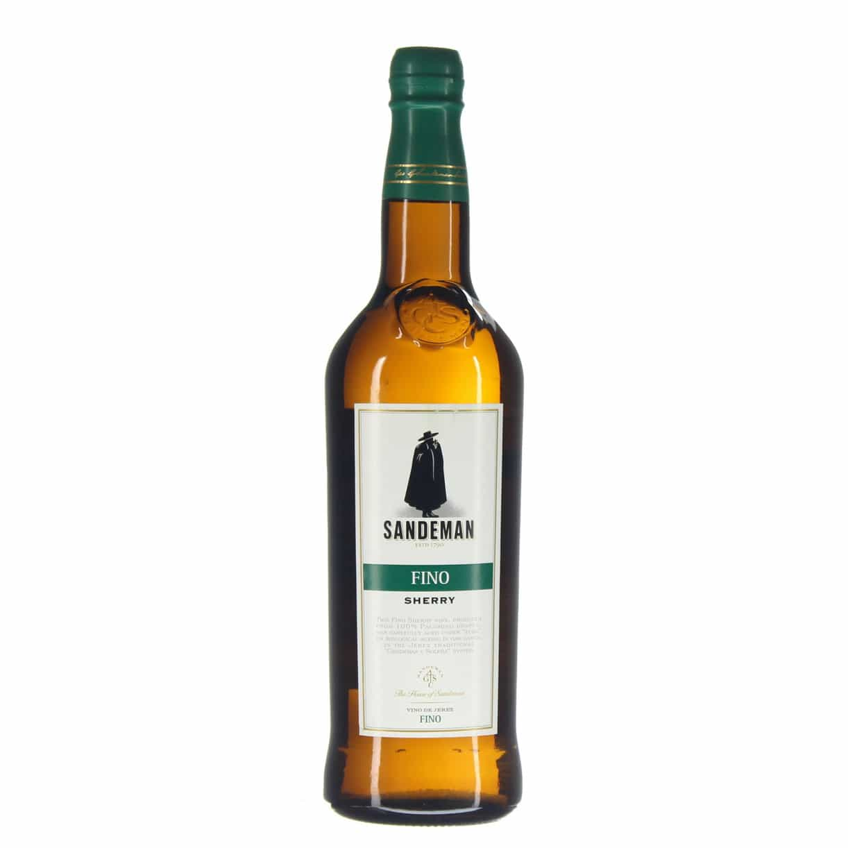 Smaka sherry till sushin